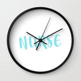 Best Nurse Wall Clock