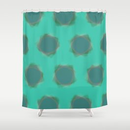 Watercolor 1595 Shower Curtain