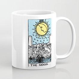 Modern Tarot 18 - The Moon Coffee Mug
