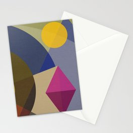 Mutt's Nuts TWO Square Stationery Cards
