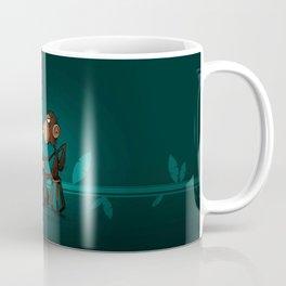 Monkey Genius Coffee Mug