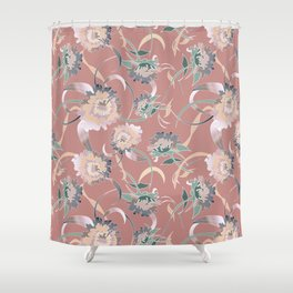 Blanche's Couch Shower Curtain
