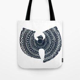 Crochet Wu Tote Bag