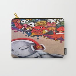 Melancholy ft. Jiren the Grey Carry-All Pouch