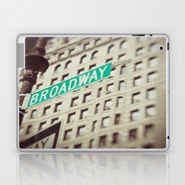 Broadway  Laptop & iPad Skin