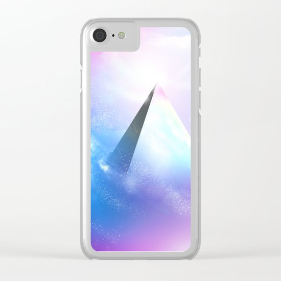Universal Forces Clear iPhone Case