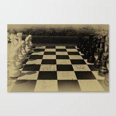 Checkmate! Canvas Print