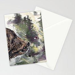 Boreal Bear Stationery Cards