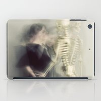 dance iPad Cases featuring The Dance by elle moss