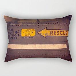Easy to Follow Rectangular Pillow