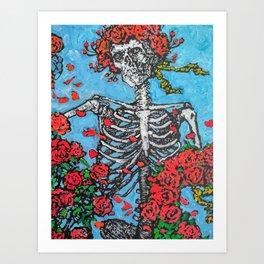 Big Bertha Art Print