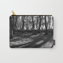 Railway Trees Carry-All Pouch