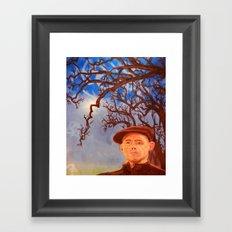 MySelf Framed Art Print