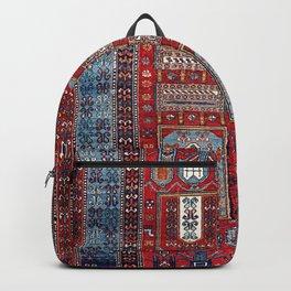 Tachte Shirvan  East Caucasus Rug Print Backpack
