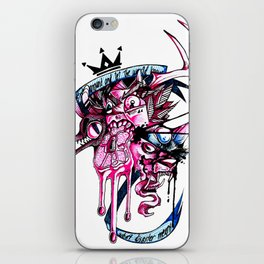 MYOGLOBIN iPhone Skin