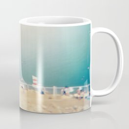Ein Gedi Beach, Israel Coffee Mug