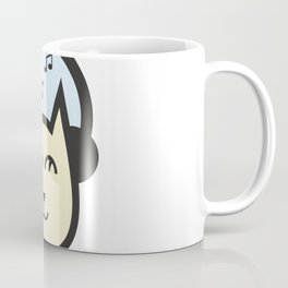 Cute Cat #society6 #decor #buyart #artprint Coffee Mug