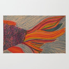 tale of a fish Rug