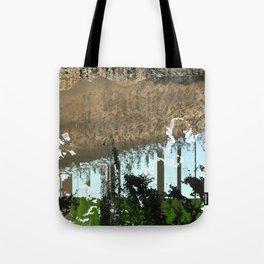 landscape collage #05 Tote Bag