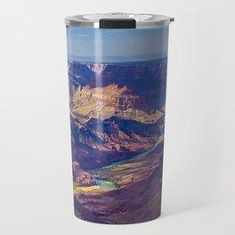 Grand Canyon Arizona Colorado River Landscape Travel Mug