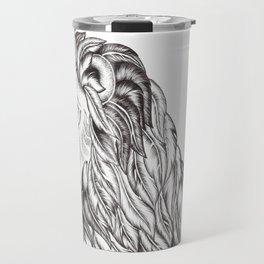 Feather Lion Travel Mug