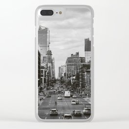 Highline View II Clear iPhone Case