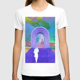 soul quest inwards. T-shirt