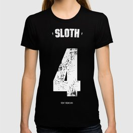 7 Deadly sins - Sloth T-shirt