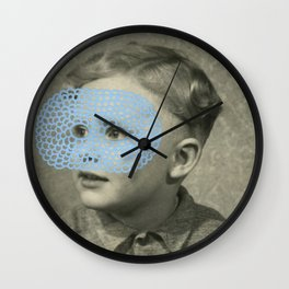 David Byrne Wall Clock