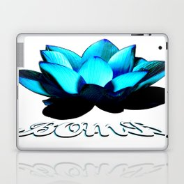 Lotus Flower Bomb Laptop & iPad Skin