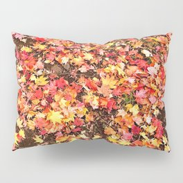 Fall...ing in love with fall Pillow Sham