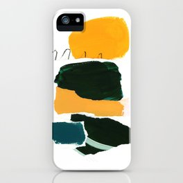 collage studies 18-03 iPhone Case