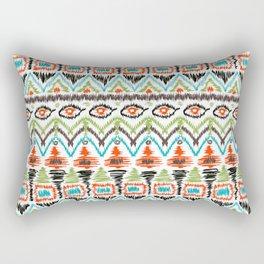Ethnic tribal ornament 5 Rectangular Pillow