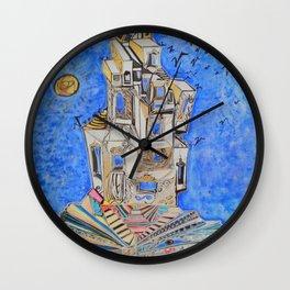 Meteora ,Greece Wall Clock