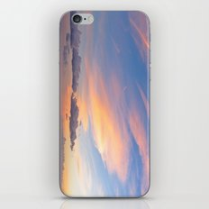 Sherbet Sunset iPhone & iPod Skin