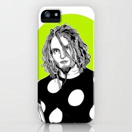 Layne Staley iPhone Case
