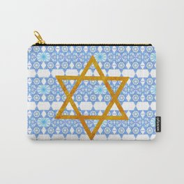 Happy Chanukah! Carry-All Pouch