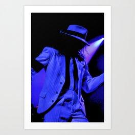 Annie Are You Okay? (MJ) Art Print