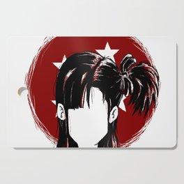Bulma Briefs Illustration Cutting Board