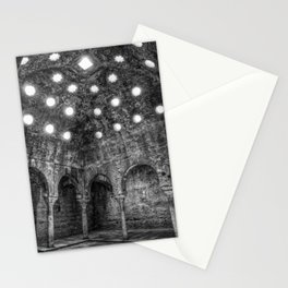 Luces y sombras Stationery Cards