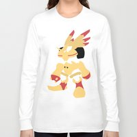 digimon Long Sleeve T-shirts featuring Rapidmon  by JHTY