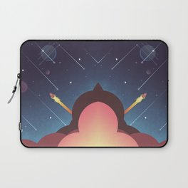 Out there  Laptop Sleeve