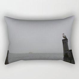 Solitary Rectangular Pillow