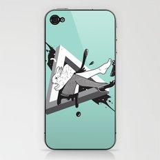 Lady Bunny iPhone & iPod Skin