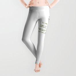 Crazy Mojito Leggings