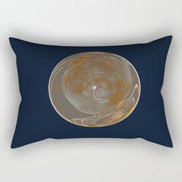 Vortex Moon Rectangular Pillow
