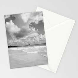 Monochrome Hawaii Stationery Cards