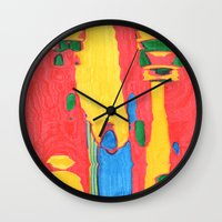 megaman Wall Clocks featuring Megaman by Rocovich