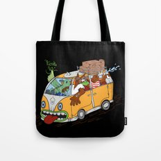 Friends on Tour Tote Bag