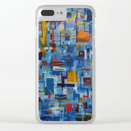 Decades Clear iPhone Case